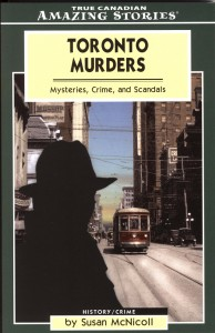 Book Cover for Toronto Murders